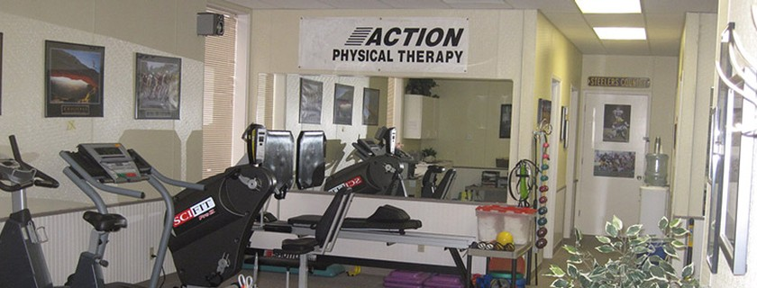 Physical Therapy Gym Treatment Rooms Salinas